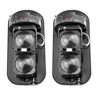 100m Laser Alarm System Infrared Beam Sensor Motion Detector Outdoor Security