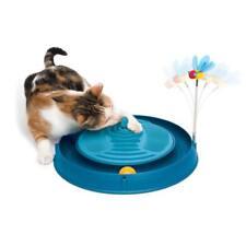 Play-n-Scratch mit Biene + Massagestation / Kratzspielzeug - Spielkreis + Minze