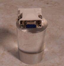 Dell DVI to VGA Video Adapter Mfr P/N 0J8461