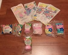 McDonald's Happy Meal Toys, Bags - Barbie - 1992, 1994, 1995