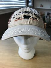 1837c27c352 Great Smokey Mountains National Park Black Bear Camouflage Camo Baseball  Hat Cap