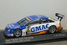 Opel Vectra GTS V8 Shanghai DTM 2004 M.Fassler - Minichamps 1:43 in Box *37551