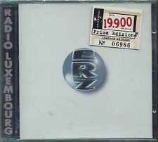 ERZ - Radio Luxembourg - CD 1997 LIMITED EDITION SEALED