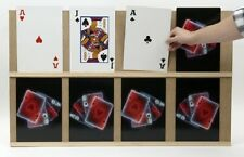 Play your cards right - Higher or Lower game - XL- A4 Cards