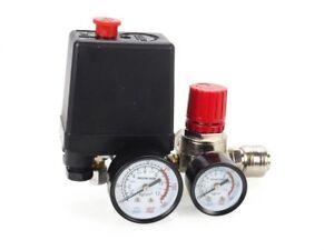 Auslassrohr-Luftkompressor-Schalter Für Druckregler-Armaturen Hz kbMF