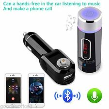 Wireless Bluetooth Widely Campatibility Car Adapter Modulatorwith USB/SD/Card