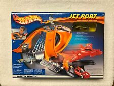 Hot Wheels Jet Port Playset New Nib 2003