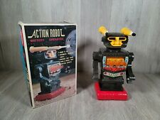 Vintage Action Robot 1970 ( Pre ?) Item #811 Hong Kong Battery Operated
