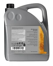 5L Genuine Mercedes Benz 10-40 semi synthetic Engine Oil MB228.5