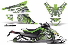 AMR Racing Arctic Cat Z1 Turbo Wrap Snowmobile Graphic Kit Sled Decals 06-12 DNG