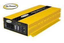 GO POWER GP-1750HD, 1750 WATT MODIFIED SINE WAVE INVERTER 12 VOLT HEAVY DUTY