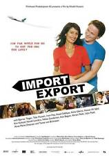 IMPORT-EXPORT Movie POSTER 27x40 Asia Begum Knut Erik Grorud Niklas Gundersen