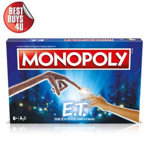 PRE-ORDER NEW - MONOPOLY E.T. BOARD GAME