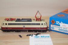 Roco 04138S E-Lok der DB BR 112 504-6 in beige-rot TEE Farben OVP