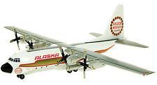Inflight 200 IF1300214 1/200 L-100 N9227R Hercules L-382B Alaska Airlines