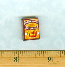 Dollhouse Miniature Size Baking cooking Coconut Box