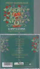 CD--BRANDUARDI,ANGELO--IL ROVO E LA ROSA