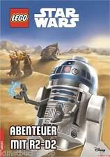 Fachbuch LEGO® Star Wars™ Abenteuer mit R2-D2, 3 fesselnde Geschichten, NEU