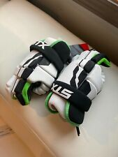 """Brand New Stx Lacrosse Cell 100 Youth Boy's Lacrosse Glove Small/10"""""""