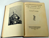 Antique 1929 Book The Tragic Era Revolution After Lincoln Andrew Jackson