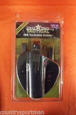 UNCLE MIKE'S Tac IWB Ambi Tuckable Hlstr Fits 1911 Gov, Com Offcr Brng HP #55190
