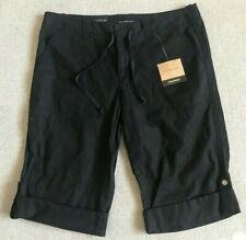 NEW Calvin Klein Women's Convertible Leg Cropped Capri Pants/Shorts Sz 14 #L5
