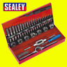 Sealey AK3015 Tap & Die Set 32pc Split Dies - Metric