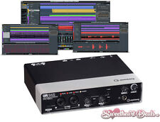 Steinberg UR242 4x2 USB Audio Recording Interface for MAC PC iOS with Cubase AI