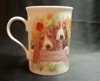 Beagle Mug Royal Patrician Fine Bone China Staffordshire England