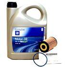 Original Opel GM 5W-30 Dexos 1 Gen2 Öl Motoröl 5 Liter 5W30 + Ölfilter 55594651