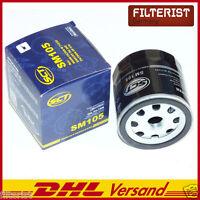 Ölfilter SCT SM105 Opel Astra F G + Caravan Combo 1,4-2,0