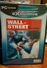 Wall Street Tycoon PC GAME - FREE POST