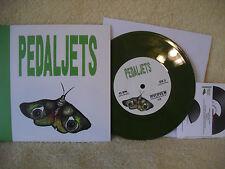 Pedal Jets, Riverview / Terra Nova, 2012, Electric Mouth Records, Green Vinyl
