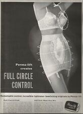 60's Perma - Lift Bra Ad  1961