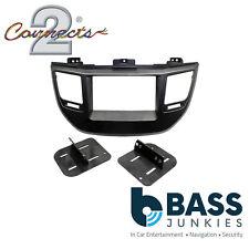 Hyundai ix35//Tucson Noir Connects 2 CT24HY20 Single//Double Din Panneau Avant Plaque