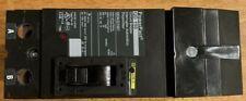 Qda221501 Square D 240V 150A I-Line Qda Circuit Breaker A & B Phase 2P 1Ph