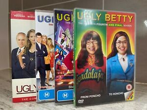 Ugly Betty Complete series DVD (all seasons) perfect working order