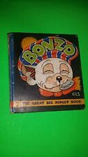 HTF TITLE 1930s BONZO SIX PENCE GREAT BIG MIDGET BOOK  BIG LITTLE BOOK
