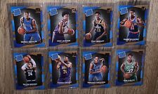 2017-18 Donruss Basketball Rated Rookie Lot