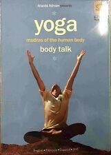 Yoga Body Talk - Mudras For Human Body - Yoga DVD English, French, Spanish Optio