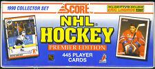 1990-91 Score Hockey Factory Set