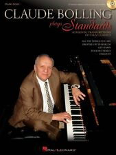 Claude Bolling Plays Standards Sheet Music Authentic Transcriptions of 000294035