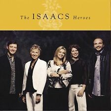 Heroes by The Isaacs (CD, Aug-2004, Gaither Music Group)