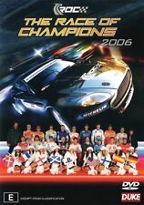 ROC - The Race Of Champions: 2006 (DVD, 2007) - NEW & SEALED REGION 4 + FREE P&H