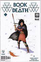 Book of Death (2015 Valiant) #2 BAM Variant VF/NM