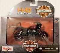 Maisto -1:18 H-D Custom Series 36 2015 Harley-Davidson Street 750 (BBMA3136036C)