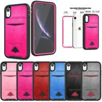 For Apple iPhone X / XS / XR Max Rugged Case Protective Hybrid Shockproof Cover