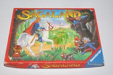 Sagaland - Spiel des Jahres - rote Ausgabe (1994) Ravensburger
