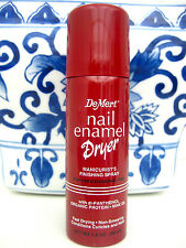 DEMERT Nail Polish Enamel Dryer Mink Oil Spray, travel size 1.2 oz, NEW