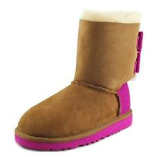 UGG Australia Toddler Bailey Bow Wool BOOTS Size 6